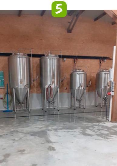 fermenteur de bières