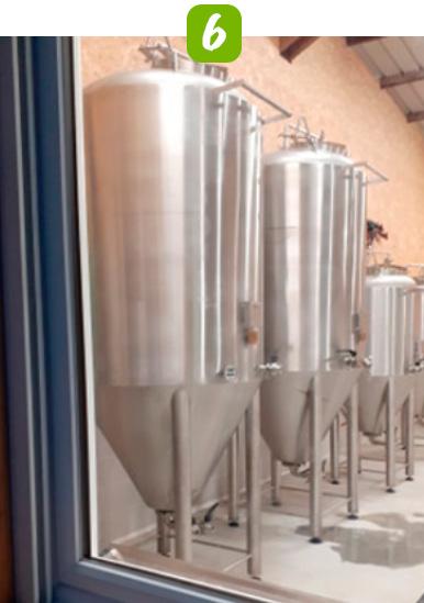 cuve à fermentation